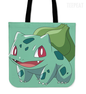 Pokemon Bulbasaur Totes