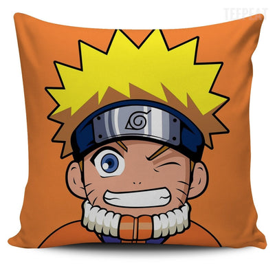 Naruto Characters Pillow Covers-Pillows-TEEPEAT