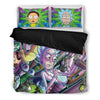 Rick and Morty Bedding Set