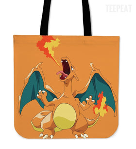 Pokemon Charizard Totes