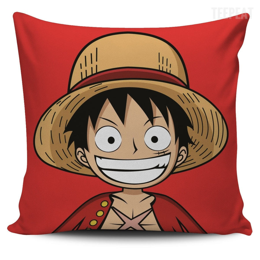One Piece Collection Pillows-Pillows-TEEPEAT