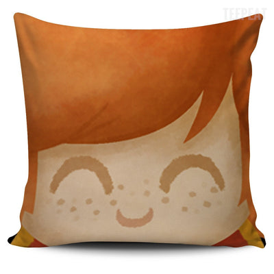 Harry Potter Pillows Case-Pillows-TEEPEAT