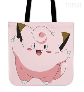 Pokemon Clefairy Totes