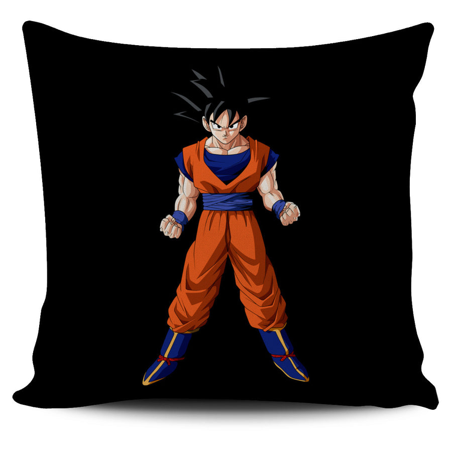 Goku Transformations Pillow Case