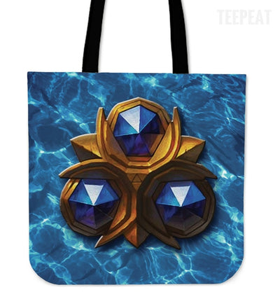 Legend Of Zelda Totes