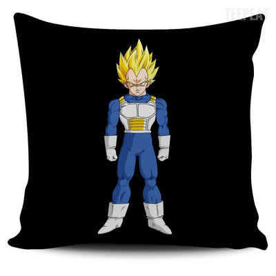 Prince Saiyan Transformations Pillows-Pillows-TEEPEAT