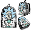Have You Seen Rick and Morty Backpack