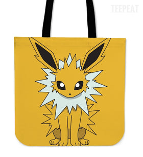 Pokemon Jolteon Totes