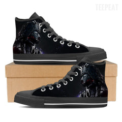 Vader High Top Canvas Shoe