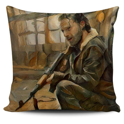 The Walking Dead Character Pillow Case