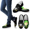 One Piece Zoro Skull Slip-On Canvas Shoes