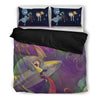 Falling Morty Bedding Set