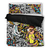 Rick and Morty Mind Blowers Bedding Set