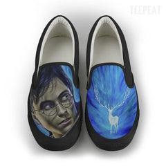 Patronum Water Women Slip-On Canvas Shoes