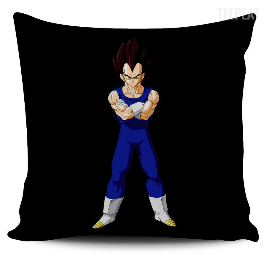 Prince Saiyan Transformations Pillow Case