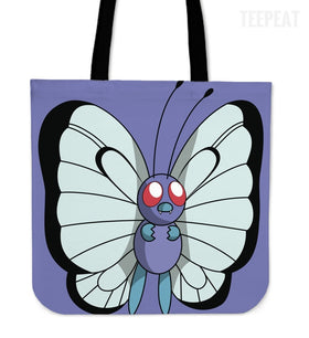 Pokemon Butterfree Totes