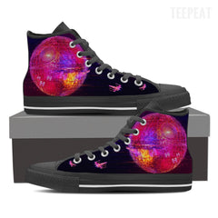 Groovy DS Men High Top Canvas Shoes