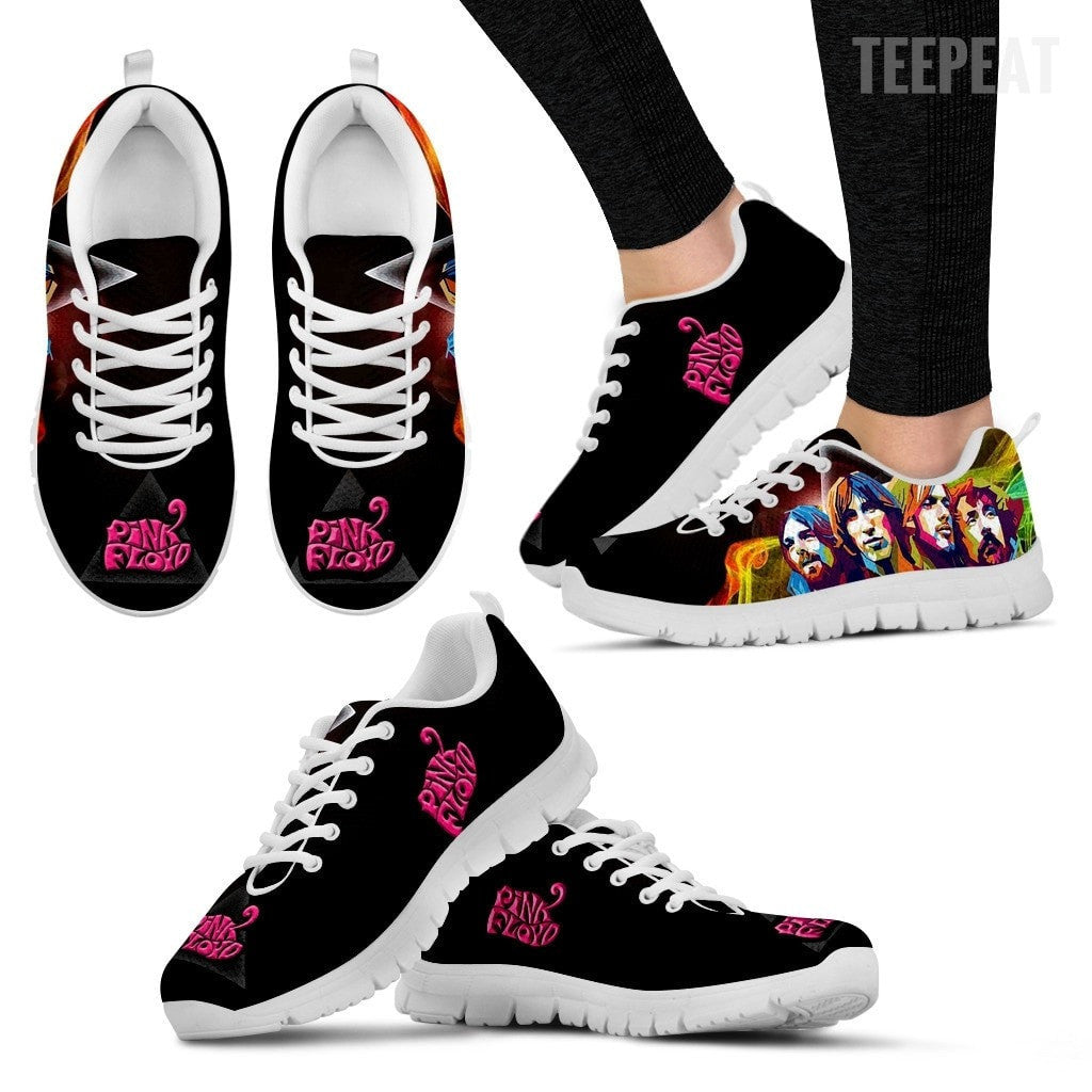 a5841b5160c8f7 Pink Floyd Sneakers - Empire Prints