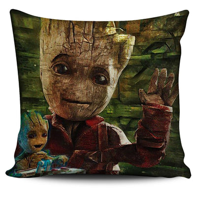 Guardians of the Galaxy Main Character Pillow Case