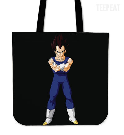 Vegeta Transformations Totes