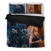 Fire, Ice & Dead Bedding Set
