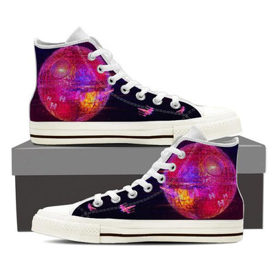 Groovy DS Men High Top Canvas Shoes-Shoes-TEEPEAT