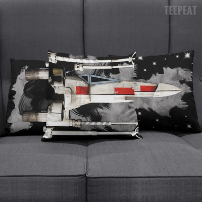 X-wing Starfighter Pillow Case