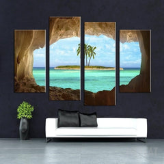 Island - 5 Piece Canvas