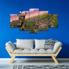 Fortnite - Glider 5 Piece Canvas