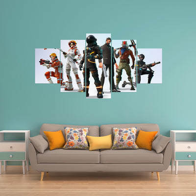 Fortnite - Outfits 5 Piece Canvas