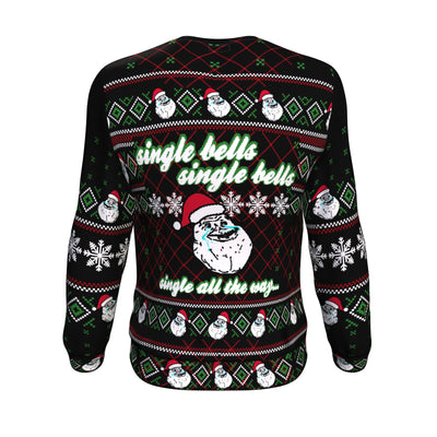 Single Bells Ugly Sweater