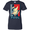 Soul Eater Fool Ladies Tee-Apparel-TEEPEAT