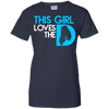 This Ghirl Love Dumbledore Tee-Apparel-TEEPEAT
