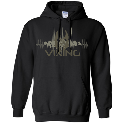 Viking Pulse Dark Men Tee-Apparel-TEEPEAT