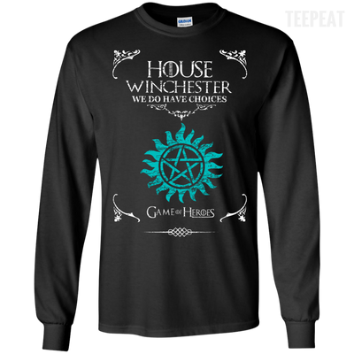 House of Winchester Tee-Apparel-TEEPEAT