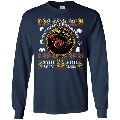 Win Or Die - Ugly Sweater