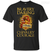 Harry Potter Bravery Tee-Apparel-TEEPEAT