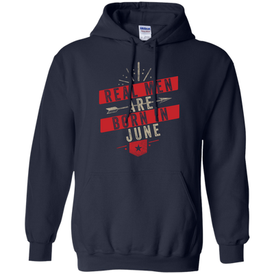 Real Men Are Born In June Tee