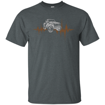 Jeep Pulse Tee-Apparel-TEEPEAT