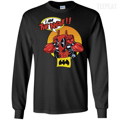 I am The Night Tee
