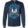 Jedi University Tee-Apparel-TEEPEAT