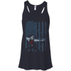 Hawkeye US Flag Ladies Tee-Apparel-TEEPEAT