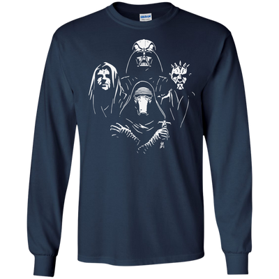 Star Wars Villains Tee-Apparel-TEEPEAT