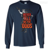 Never Tell Me The Odds Tee-Apparel-TEEPEAT