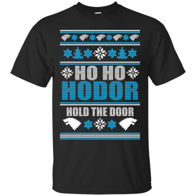 Ho-Ho-Hodor - Ugly Sweater