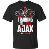 Training to Kill Ajax Tee