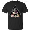 Harry Potter Cast Doodle Tee-Apparel-TEEPEAT