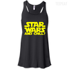 Star Wars and Chill Ladies Tee-Apparel-TEEPEAT