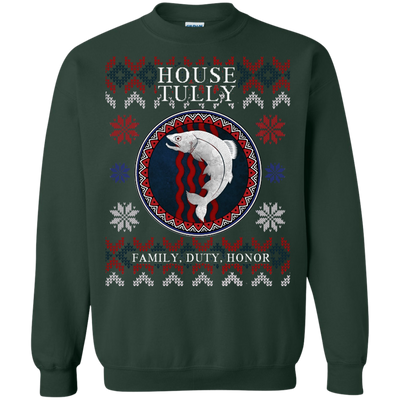 House Tully - Ugly Sweater