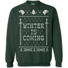 Winter Is Coming - Ugly Sweater